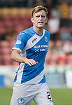 Partick Thistle v St Johnstone…10.09.16..  Firhill  SPFL<br />Liam Craig<br />Picture by Graeme Hart.<br />Copyright Perthshire Picture Agency<br />Tel: 01738 623350  Mobile: 07990 594431