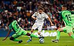 Real Madrid CF's Luka Modric during La Liga match. Oct 30, 2019. (ALTERPHOTOS/Manu R.B.)