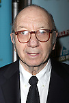 Neil Simon.attending the Opening Night Performance After Party for  'How To Succeed In Business...' in New York City.