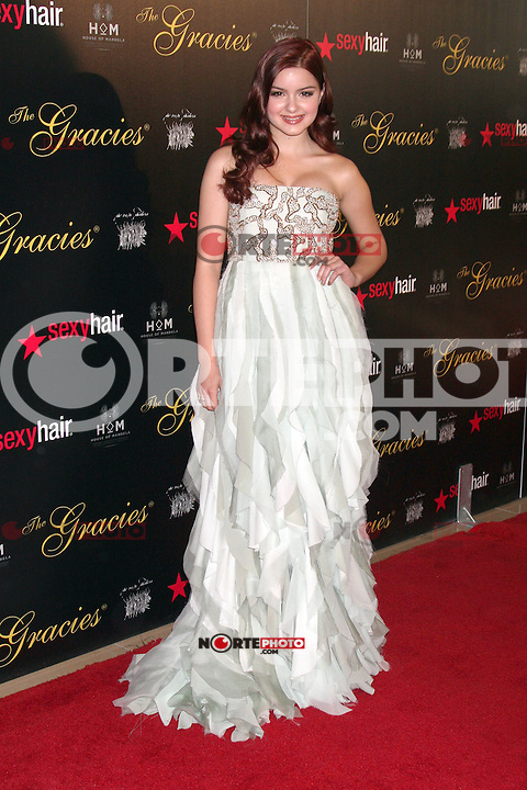 Ariel Winter at the Alliance for Women in Media Foundation's 37th Annual Gracie National Awards at The Beverly Hilton Hotel on May 22, 2012 in Beverly Hills, California. ©mpi28/MediaPunch Inc.