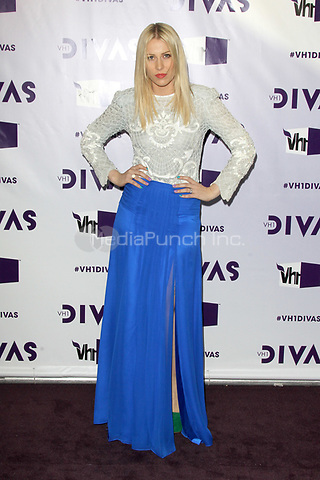 LOS ANGELES, CA - DECEMBER 16: Natasha Bedingfield at VH1 Divas 2012 at The Shrine Auditorium on December 16, 2012 in Los Angeles, California. Credit: mpi21/MediaPunch Inc.
