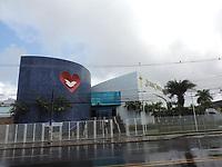 Recife (PE), 23/03/2021 - Igreja-Recife - Fachada da Igreja Universal em Recife nesta terça-feira (23). O Presidente do STF suspende decisão que liberou cultos presenciais em igreja do Recife.