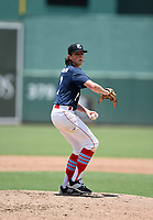Ryan Rolison during the Perfect Game National Showcase on June 19, 2015 at jetBlue Park at Fenway South in Fort Myers, Florida.  (Mike Janes/Four Seam Images)  ***PHOTO RESTRICTIONS - trading cards out***