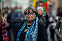 Luisa Morgantini (Politician, activist, Presidente Assopace Palestina).<br />