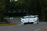 #26 EMMANUEL COLLARD (FR) - PORSCHE / 911 GT1 / 1997 GT1A