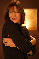 JANE BIRKIN<br /> 2004<br /> © ROBIN/DALLE