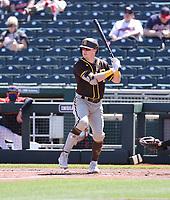 Jake Cronenworth - San Diego Padres 2021 spring training (Bill Mitchell)