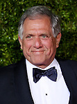 Leslie Moonves attends the 2015 Tony Awards at Radio City Music Hall on June 7, 2015 in New York City.  (Photo by Walter McBride/WireImage) *** Local Caption *** Leslie Moonves
