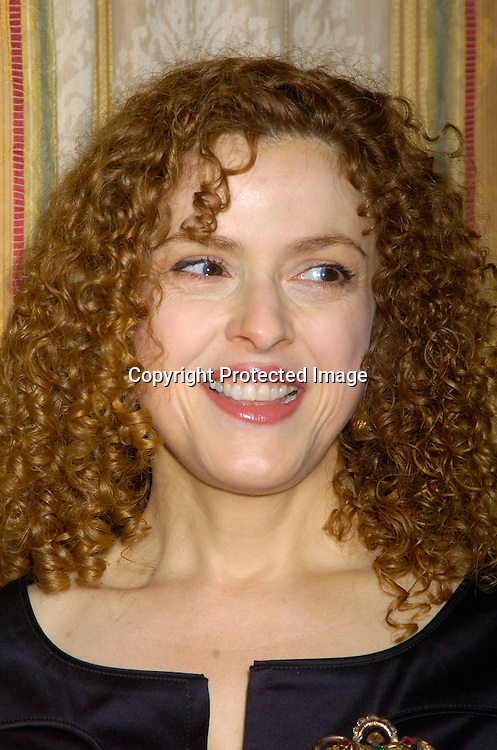 Bernadette Peters ..at the New York Women in Communications 2004 Matrix ..Awards Luncheon on April 19, 2004 at the Waldorf Astoria ..Hotel. Photo by Robin Platzer, Twin Images