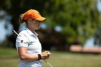 STANFORD, CA - APRIL 23: Nicole Schroeder at Stanford Golf Course on April 23, 2021 in Stanford, California.