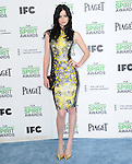 Krysten Ritter attends The 2014 Film Independent Spirit Awards held at Santa Monica Beach in Santa Monica, California on March 01,2014                                                                               © 2014 Hollywood Press Agency