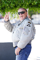 Al Burke Spotted Chilling On Set Of New Movie In Burbank