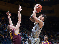 CAL Men's Basketball vs. Arizona State, January 29, 2014