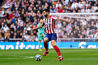 Felipe Augusto de Almeida of Atletico de Madrid during La Liga match between Real Madrid and Atletico de Madrid at Santiago Bernabeu Stadium in Madrid, Spain. February 01, 2020. (ALTERPHOTOS/A. Perez Meca)<br /> 01/02/2020 <br /> Liga Spagna 2019/2020 <br /> Real Madrid - Atletico Madrid  <br /> Foto Alterphotos / Insidefoto <br /> ITALY ONLY
