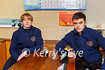 PS Sliabh Luachra Rathmore Young Scientist participants George Leonard and Liam McSherry A modern approach to EHr data storing and and its role in predictive Medicine analysis