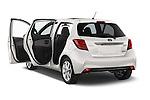 Car images of a 2015 Toyota Yaris Hybride Lounge 5 Door Hatchback 2WD Doors