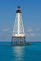 Alligator Reef lighthouse, Florida Keys (Islamorada)