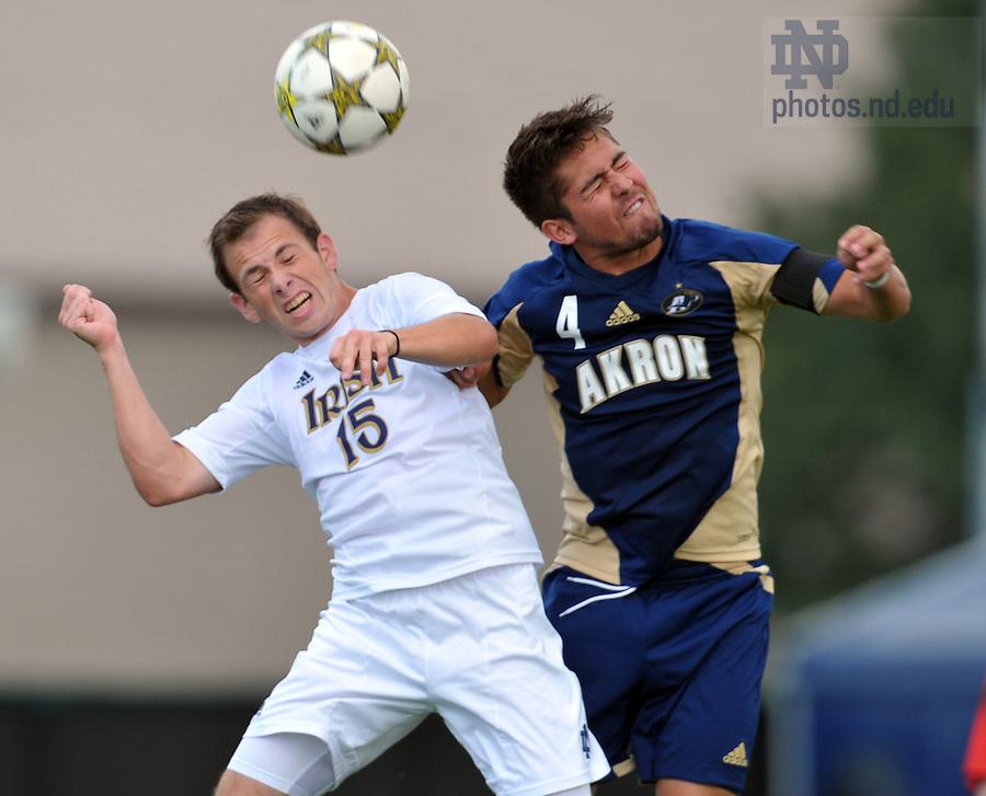 Sept. 9, 2012; Harrison Shipp (15) ..Photo by Matt Cashore/University of Notre Dame