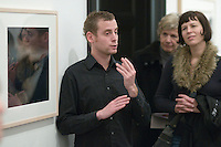 National Portrait Gallery, London.  Tour of the Annie Leibovitz exhibition with British Sign Language signer, Rob Skinner for any hearing impaired visitors..