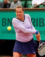 29-05-10, Tennis, France, Paris, Roland Garros,    Anastasia Pavlyuchenkova