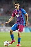 FC Barcelona's Pedri Gonzalez during La Liga match. August 15, 2021. (ALTERPHOTOS/Acero)