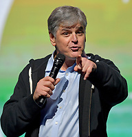 WEST PALM BEACH, FL - DECEMBER 20: Sean Hannity speaks at the 2019 Turning Point USA Student Action Summit - Day 2 at the Palm Beach County Convention Center on December 20, 2019 in West Palm Beach, Florida.<br /> <br /> <br /> People:  Sean Hannity