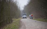 Paris-Roubaix 2013 RECON..AG2R-LaMondiale recon..