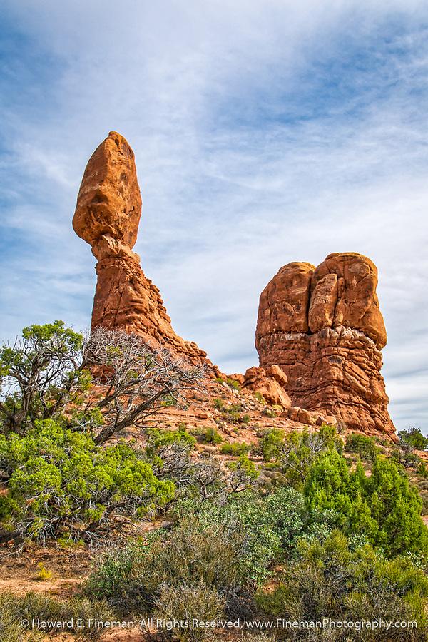 Balanced Rock, Arches NP