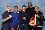 O2 Arena Boxing Card Selby - Joshua - Mitchell - Brook