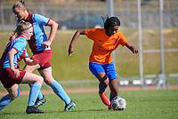 210425 Capital Women's Premier Football - Wellington United Sapphires v North Wellington