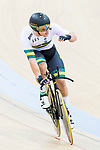 Sam Welsford of Australia team competes in the Men's Team Pursuit - Qualifying match as part of the 2017 UCI Track Cycling World Championships on 12 April 2017, in Hong Kong Velodrome, Hong Kong, China. Photo by Victor Fraile /  Power Sport Images