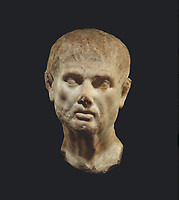 BNPS.co.uk (01202) 558833.<br /> Pic: Duke's/BNPS<br /> <br /> Pictured: A Roman Marble Head sold for £45500<br /> <br /> The contents of a millionaire financier's stately home have sold for over £750,000.<br /> <br /> Dewlish House in Dorset, one of the most beautiful stately homes in Britain, sold recently for only the second time in its 300-year history and its treasures have gone under the hammer.<br /> <br /> The top selling lot was a spectacular Queen Anne gilt mirror similar to one in the V&A Museum which sold for £65,000 including fees.<br /> <br /> A George II giltwood console table, designed in the manner of William Kent, also went for double its estimate at £40,000 hammer, £52,000 including fees.<br /> <br /> A pair of George III Serpentine chest of drawers sold for £39,000 and a rare oak bed dating from the reign of King Henry VIII sold for £26,000.