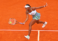 28-5-09, France, Paris, Tennis, Roland Garros, Venus Williams
