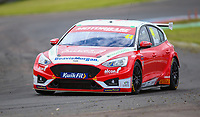 30th August 2020; Knockhill Racing Circuit, Fife, Scotland; Kwik Fit British Touring Car Championship, Knockhill, Race Day; Andy Neate in action during round 11 of the BTCC