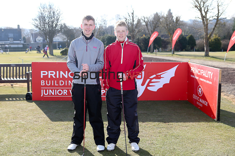 Principality Junior Wales Open 2013.Builth Wells Qualifier.05.04.13..©Steve Pope
