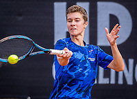 Rotterdam, Netherlands, August21, 2017, Rotterdam Open, Tom Clavel (NED)<br /> Photo: Tennisimages/Henk Koster
