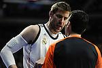 Real Madrid´s Andres Nocioni during 2014-15 Euroleague Basketball match between Real Madrid and Zalgiris Kaunas at Palacio de los Deportes stadium in Madrid, Spain. April 10, 2015. (ALTERPHOTOS/Luis Fernandez)