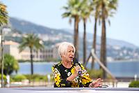 Dame Helen Mirren attends the official 57TH Monte-Carlo Television Festival TV show at the Grimaldi Forum, Monaco. # 57EME FESTIVAL DE TELEVISION DE MONTE CARLO - HELEN MIRREN TV SHOW