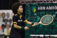 Rotterdam, The Netherlands, 17 Februari, 2018, ABNAMRO World Tennis Tournament, Ahoy, Tennis<br /> <br /> Photo: www.tennisimages.com