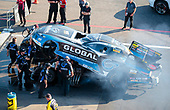 Shawn Langdon, Global Electronic Technology, funny car, Camry, crew