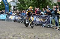 WIELERSPORT: LELYSTAD: 31-08-2021, Benelux Tour, Tijdrit, Dylan Groenewegen, ©foto Martin de Jong