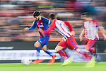 Andre Filipe Tavares Gomes of FC Barcelona in action during their Copa del Rey 2016-17 Semi-final match between FC Barcelona and Atletico de Madrid at the Camp Nou on 07 February 2017 in Barcelona, Spain. Photo by Diego Gonzalez Souto / Power Sport Images
