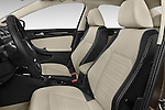 Front seat view of a 2015 Volkswagen Jetta 2.5L SEL 4 Door Sedan Front Seat car photos