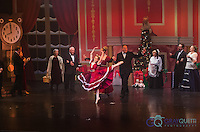 West Florida Dance Company Nutcracker performance on December 10, 2016.