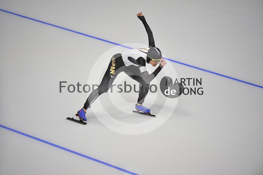 OLYMPIC GAMES: PYEONGCHANG: 14-02-2018, Gangneung Oval, Long Track, 1000m Ladies, Miho Takagi (JPN), ©photo Martin de Jong