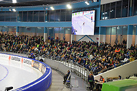 SCHAATSEN: HEERENVEEN: 27-12-2019, IJsstadion Thialf, NK Afstanden, ©foto Martin de Jong