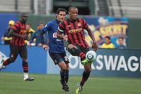Manchester City vs Club America, July 16, 2011