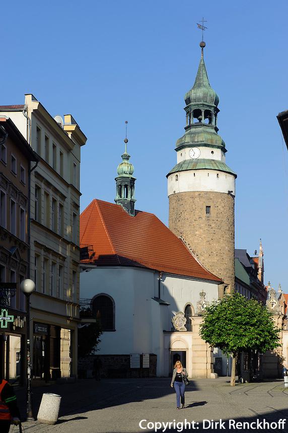 Annekapelle  in Jelenia Gora (Hirschberg), Woiwodschaft Niederschlesien (Województwo dolnośląskie), Polen, Europa<br /> St.Anna in Jelenia Gora, Poland, Europe