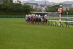 June 29,2014:1st turn at the Takarazuka Kinen at Hanshin in Hyogo,Japan. Kazushi Ishida/ESW/CSM