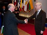 120201: Prof. Dr. Norbert LAMMERT as Pres. of German Parliament in Brussels